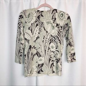 Tommy Bahama Sweaters - Tommy Bahama Silk Cardigan Size XS